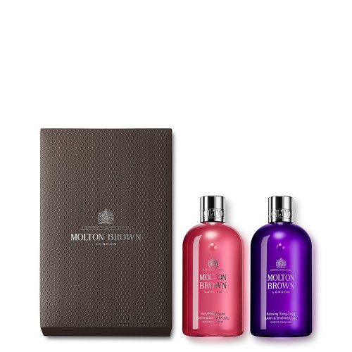Fiery Pink Pepper & Ylang-Ylang Shower Gel Gift Set