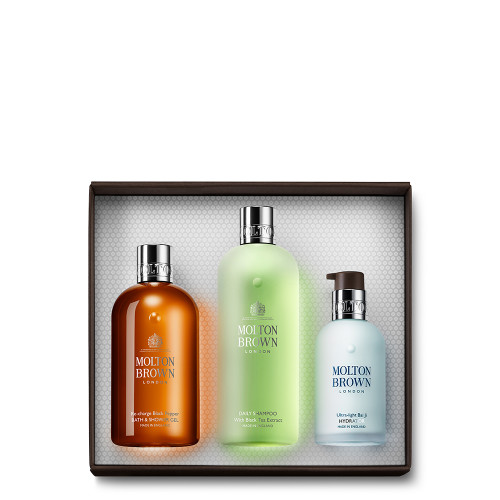 Re-charge Black Pepper Daily Grooming Gift Set