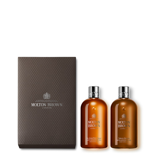 Re-charge Black Pepper & Tobacco Absolute Shower Gel Gift Set