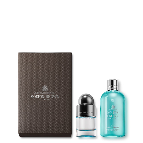 50ml Coastal Cypress & Sea Fennel Fragrance Gift Set