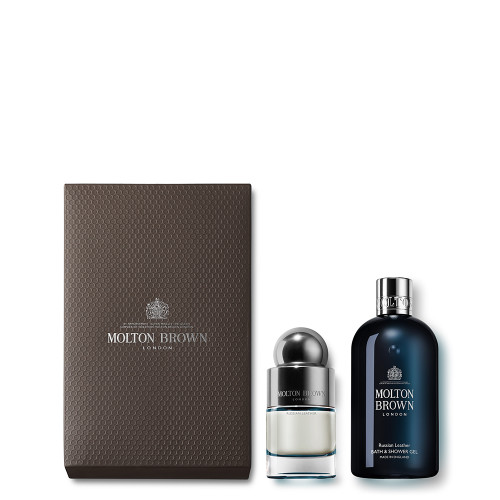 50ml Russian Leather Fragrance Gift Set