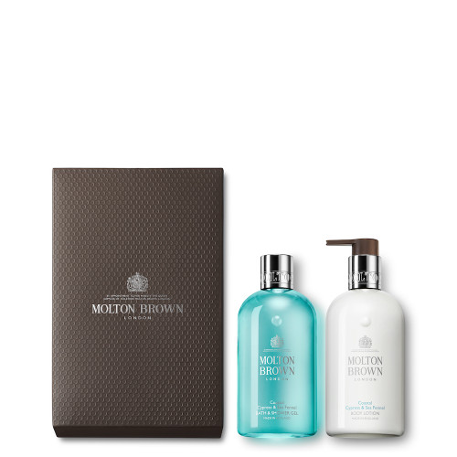Coastal Cypress & Sea Fennel Shower Gel & Lotion Set