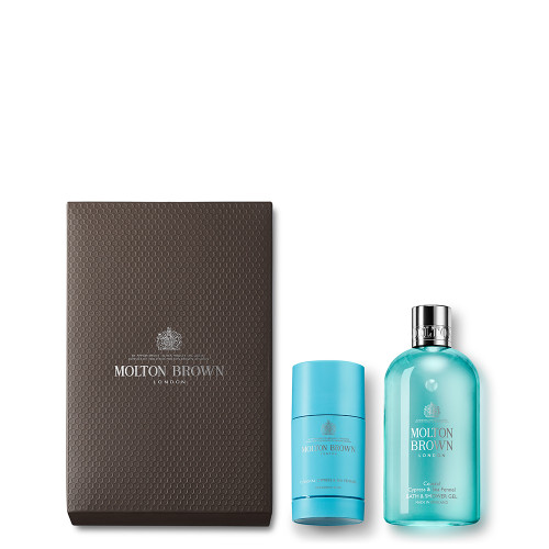 Coastal Cypress & Sea Fennel Freshen Up Gift Set