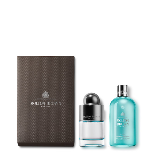 100ml Coastal Cypress Fragrance Gift Set