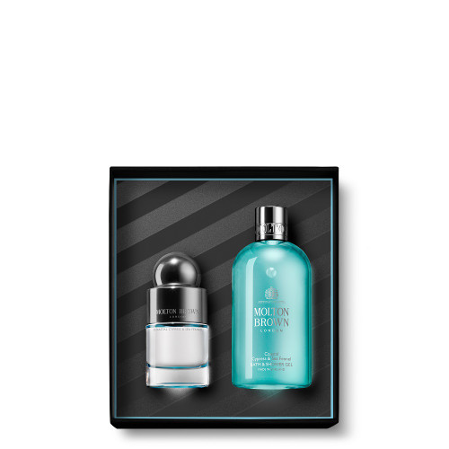 Coastal Cypress & Sea Fennel Fragrance Gift Set