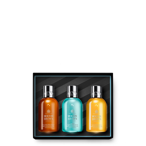 Woody & Citrus Travel Gift Set