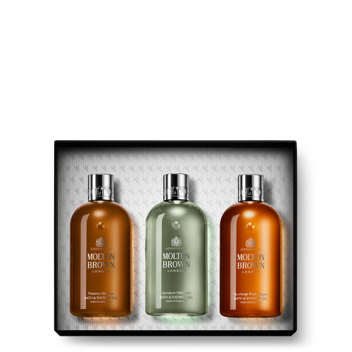 Woody & Citrus Gift Set