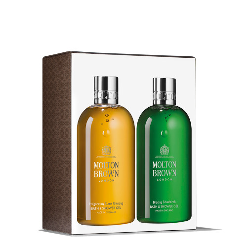 Woody Body Wash Gift Set