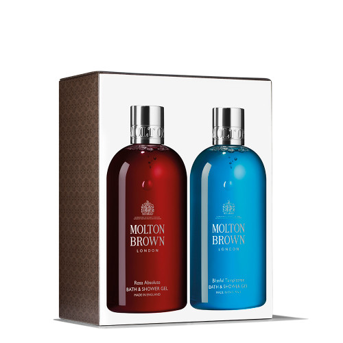 Floral Body Wash Gift Set