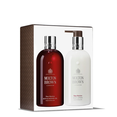 Rosa Absolute Body Wash & Lotion Gift Set