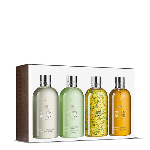 Woody & Citrus Body Wash Gift Set