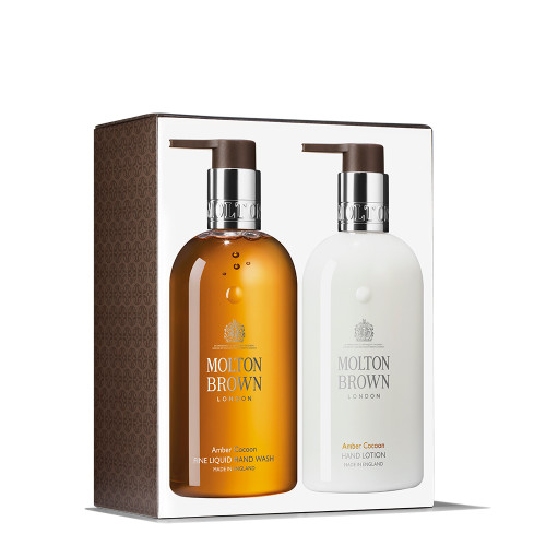 Amber Cocoon Hand Gift Set