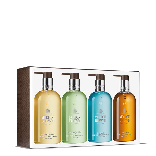 Citrus & Floral Hand Wash Gift Set
