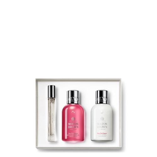 Fiery Pink Pepper Fragrance Gift Set Edizione Illustrata