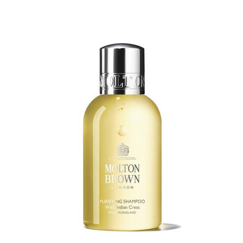 Indian Cress Shampoo Purificante Travel Size