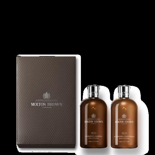 Hydrating Hair Care Gift-set alla camomilla