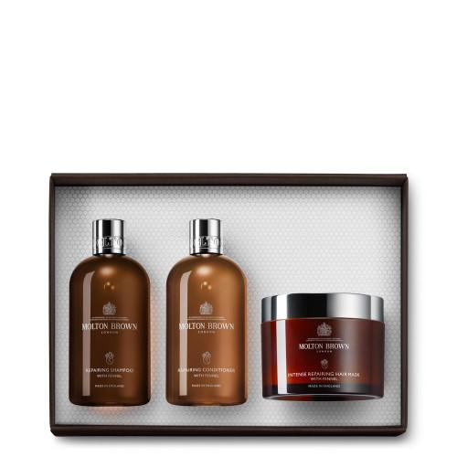 Repairing Hair Care Gift Set al Finocchio