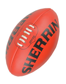 MCG Sherrin Size 5 Leather Football