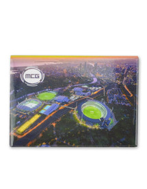 MCG Magnet Aerial Dusk Photo