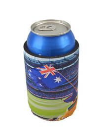 MCG Can Cooler Cricket Fans Photo