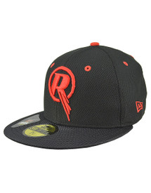 Melb Renegades 2017-18 New Era 59Fifty Away Cap Blk/Red