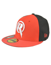 Melb Renegades 2017-18 New Era Kids 9Fifty Home Replica Cap Blk/Red