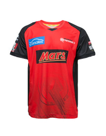 Melb Renegades 2017-18 Mens Home Jersey Red/Black