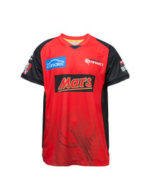 Melb Renegades 2017-18 Kids Home Jersey Red/Black