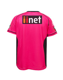 Sydney Sixers 2017-18 Mens Home Jersey Pink/Black