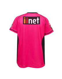 Sydney Sixers 2017-18 Kids Home Jersey Pink/Black