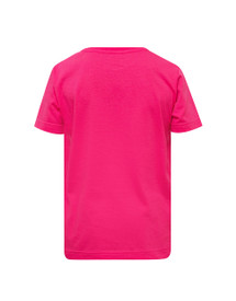 Sydney Sixers 2017-18 Kids Logo Tee Pink