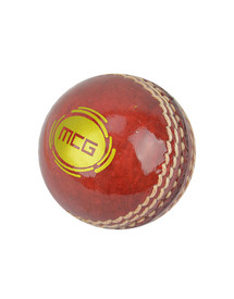 MCG Kookaburra Mini Cricket Ball Leather