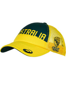 CRICKET AUSTRALIA SUPPORTER TRUCKER CAP