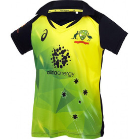 Cricket Australia 2018-19 Kids T20 Home Shirt