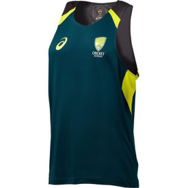 Cricket Australia 2018-19 Adults Replica Training Singlet
