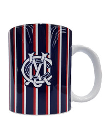 MCC Striped Blazer Coffee Mug