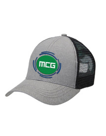 MCG Trucker Cap - Grey/Black