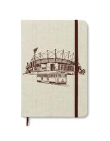 MCG Notebook - Sketch Print