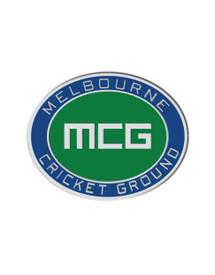 MCG Logo Pin