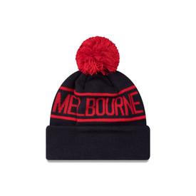 Melbourne 2019 New Era Pom Core Colour Beanie
