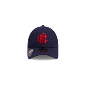 Melbourne Demons New Era 940 Core Monogram Cap