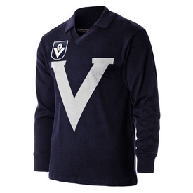 Victoria FOF Adults Wool LS Guernsey