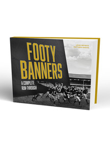 Footy Banners Book