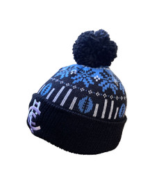 Carlton 2021 Supporter Ugly Beanie
