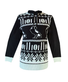Collingwood 2021 Mens Hooded Ugly Sweater