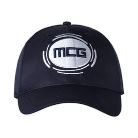 MCG 3D Logo Navy Cap