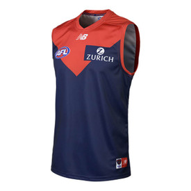 Melbourne Demons 2019 NB Adults Home Guernsey