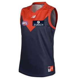 Melbourne Demons 2018 Adults Home Guernsey