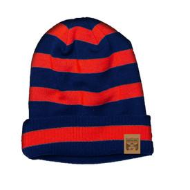 Melbourne Demons FOF Wool Stripe Beanie