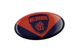 Melbourne Demons Team Supporter Logo